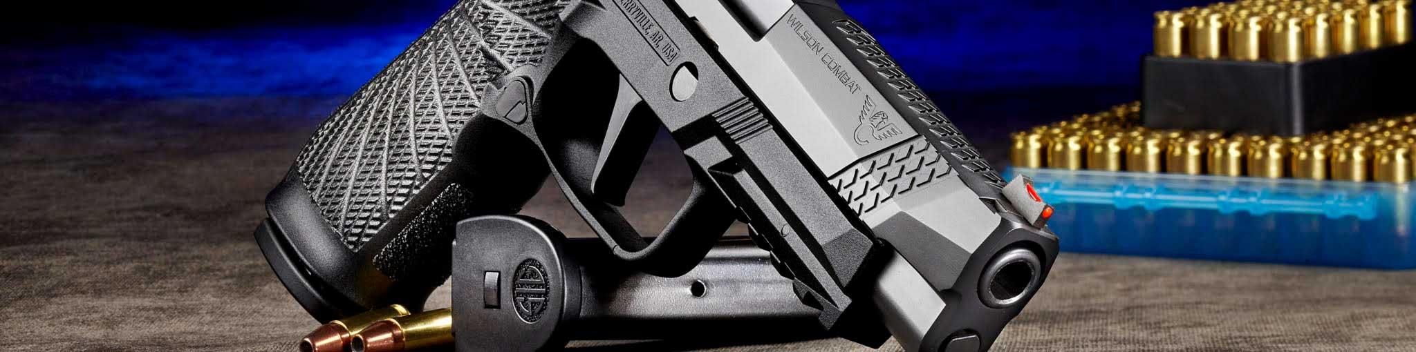 wilson sig semi auto pistol