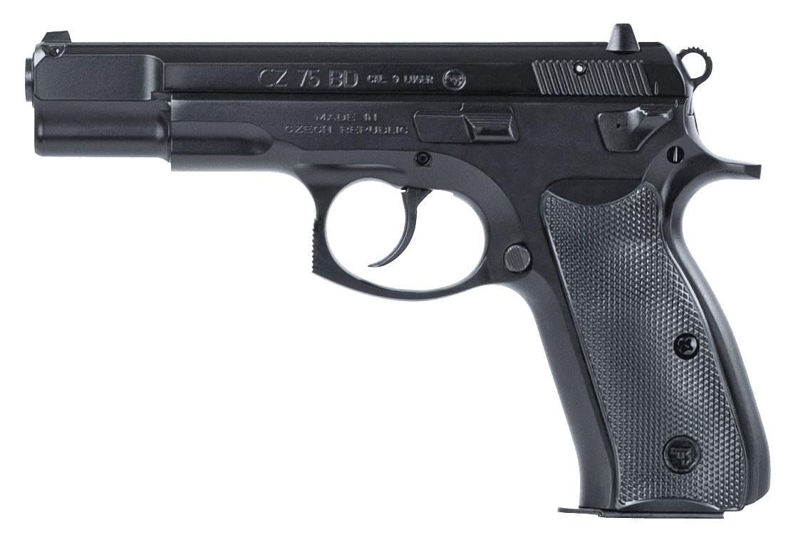 CZ-USA CZ 75BD 9mm