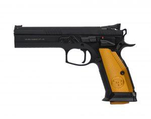 CZ-USA CZ 75 Tactical Sport Orange 40 S&W