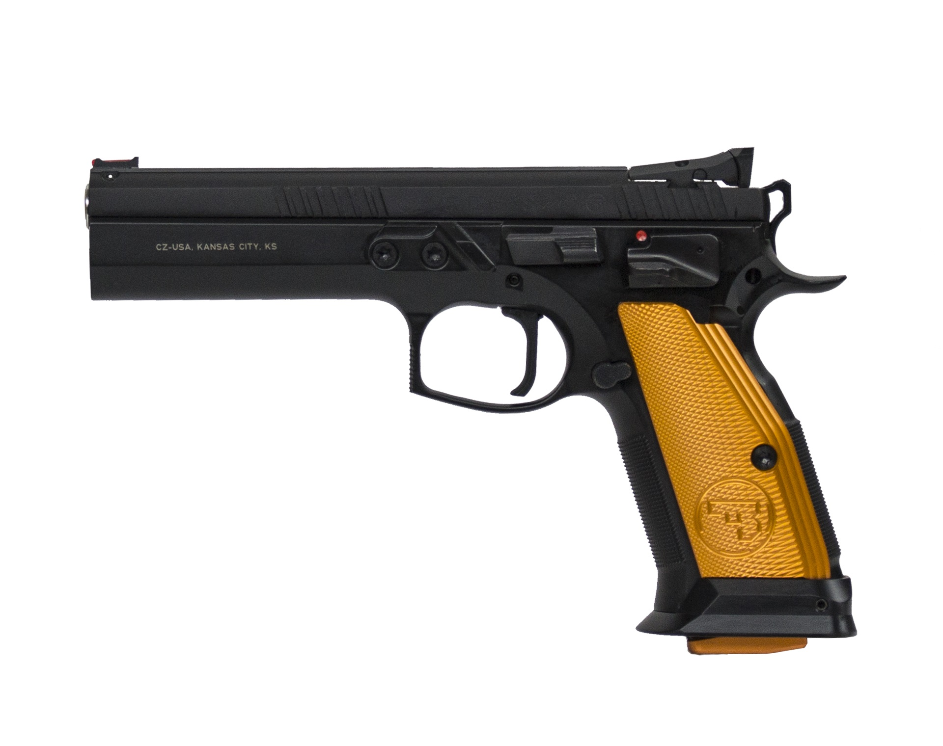 CZ-USA CZ 75 Tactical Sport Orange 40 S&W