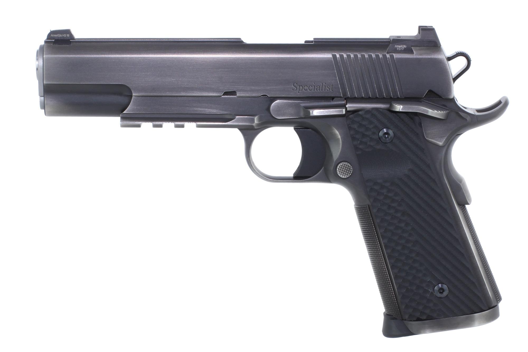 CZ-USA Specialist 45 ACP