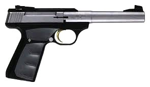 Browning Buck Mark Camper Stainless UFX 22 LR