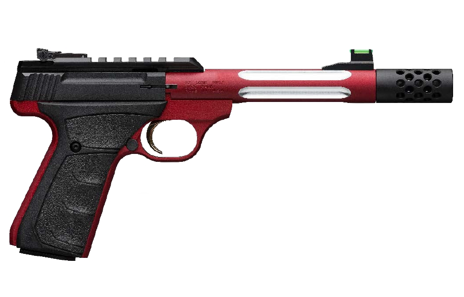 Browning Buck Mark Plus Lite Comp 22 LR