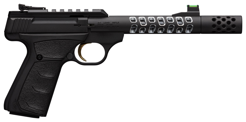 Browning Buck Mark Plus Vision Black 22 LR