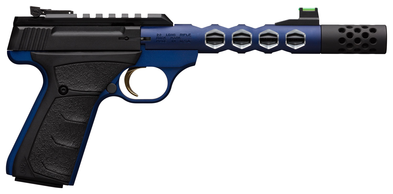 Browning Buck Mark Plus Vision Blue 22 LR