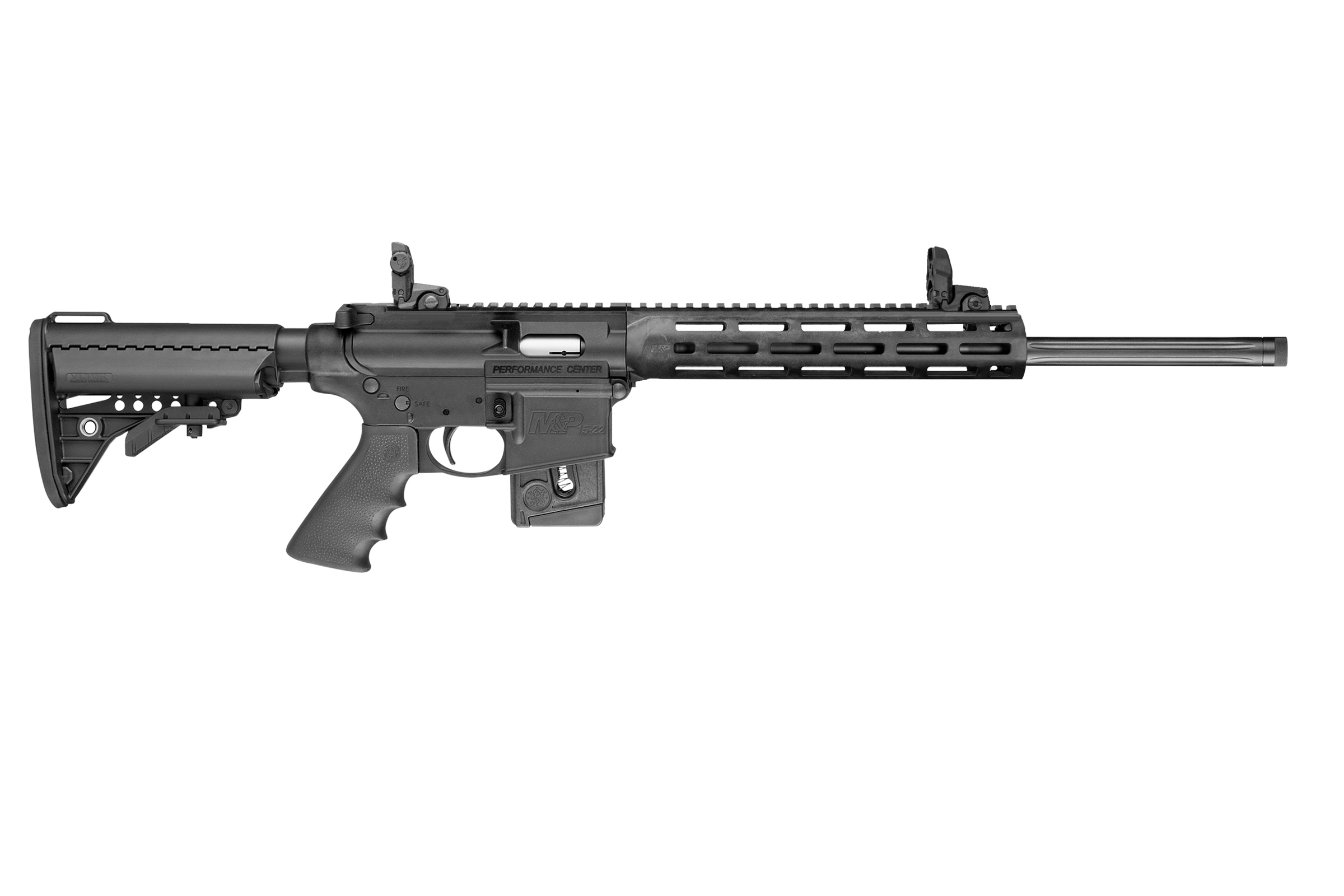 Smith and Wesson M&P15-22 PC Sport 22 LR