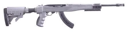 Ruger 10/22 Tactical 22 LR