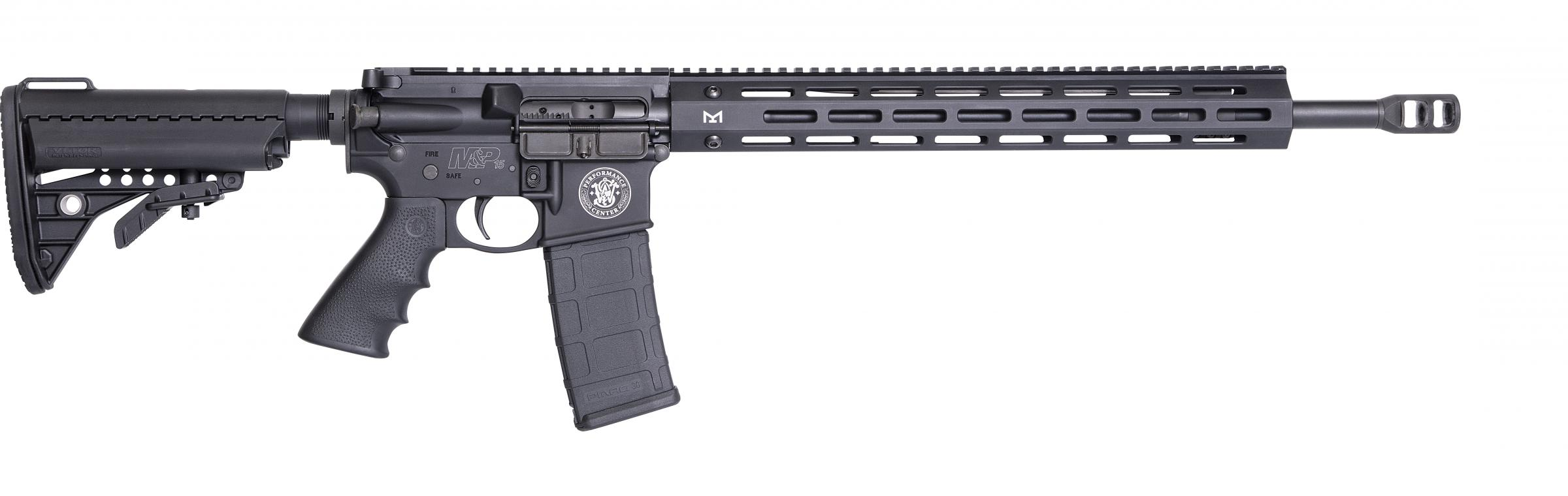 Smith and Wesson M&P15 Competition 223 Rem | 5.56 NATO