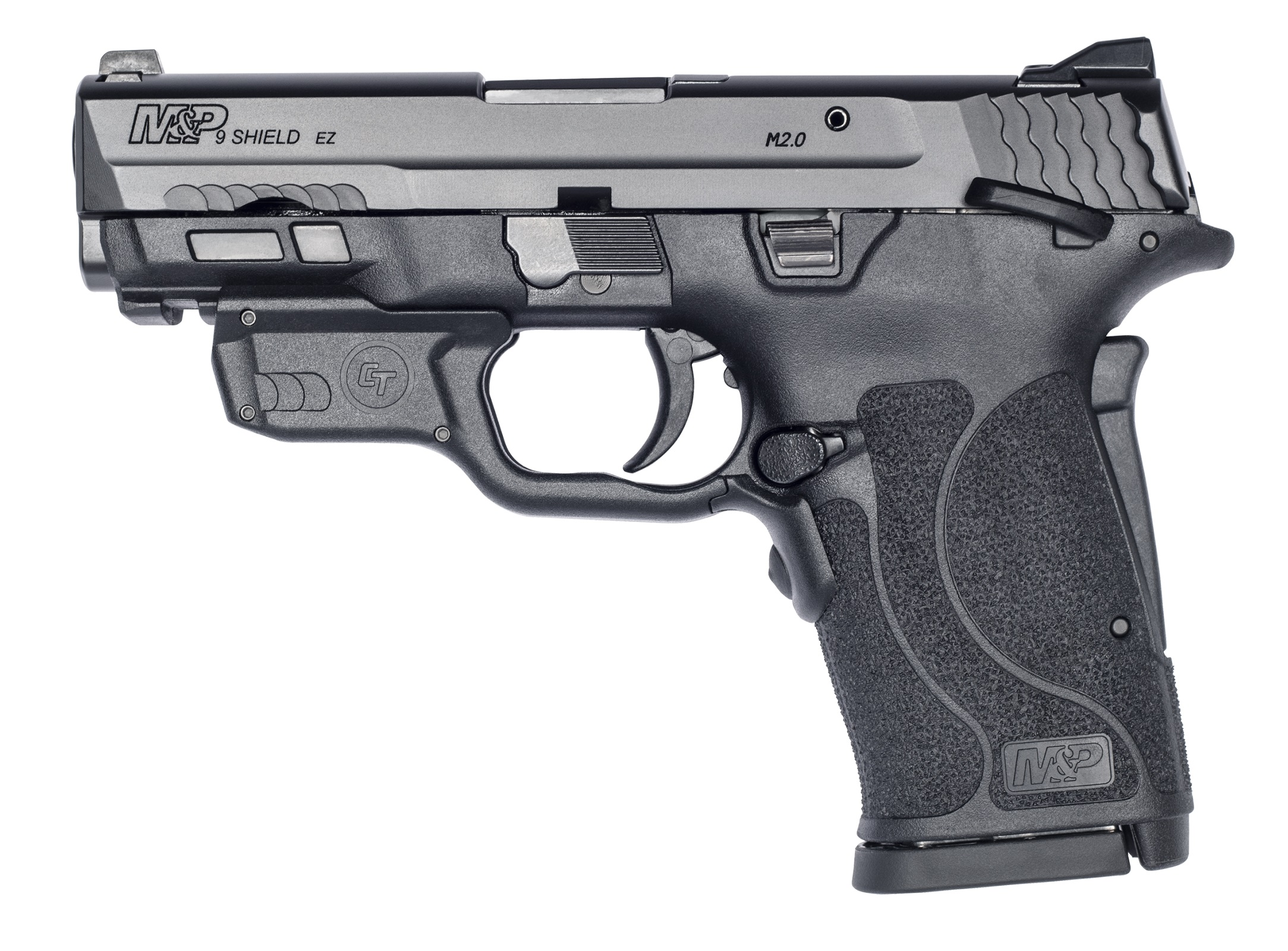 Smith and Wesson M&P9 M2.0 Shield EZ 9mm