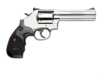 Smith and Wesson 686 3-5-7 Magnum Series 357 Magnum   38 Special