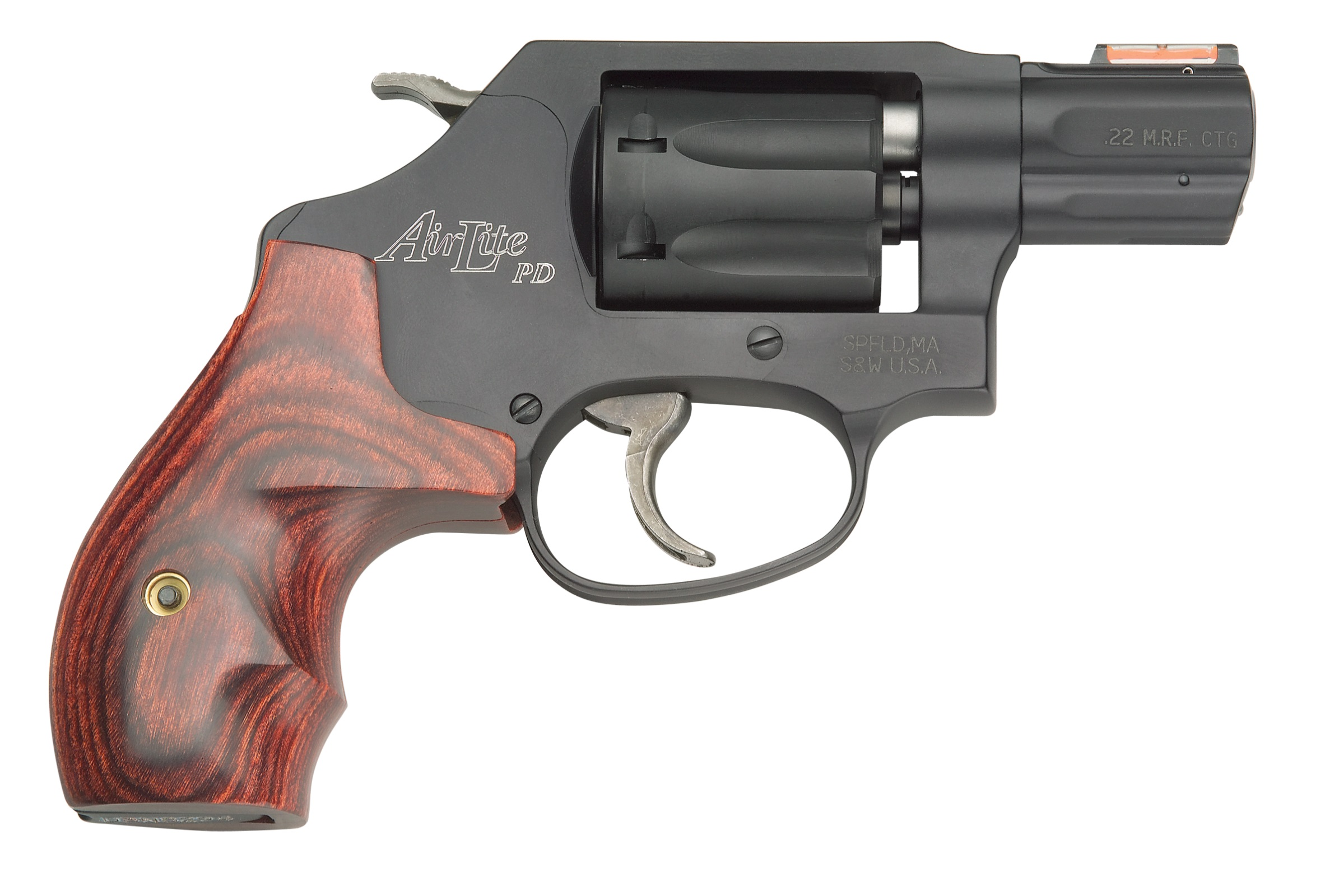 Smith and Wesson 351PD 22 Magnum
