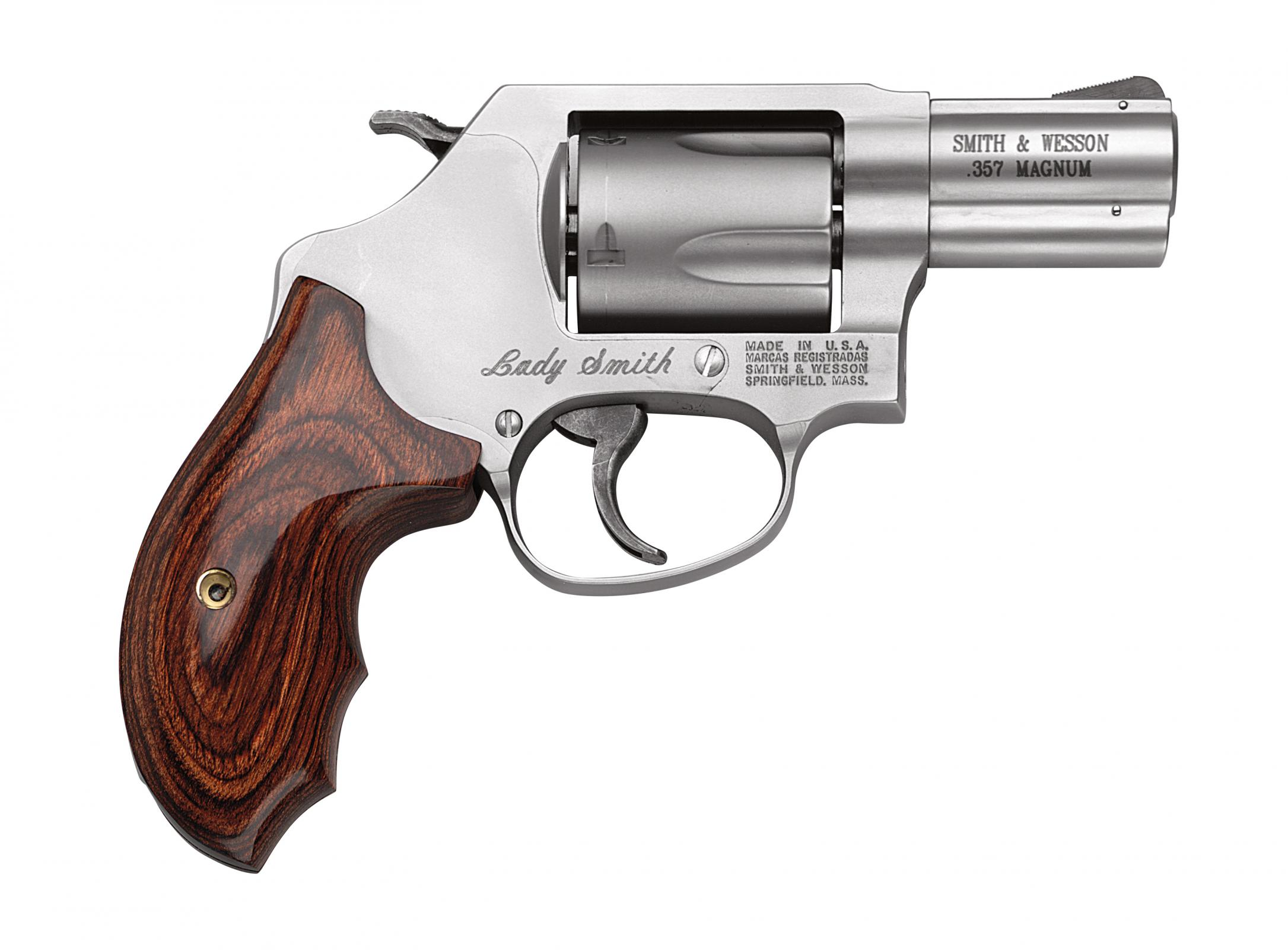 Smith and Wesson 60 LS LadySmith 357 Magnum   38 Special