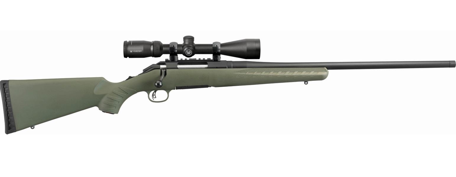 Ruger American Predator Rifle 6.5 Creedmoor