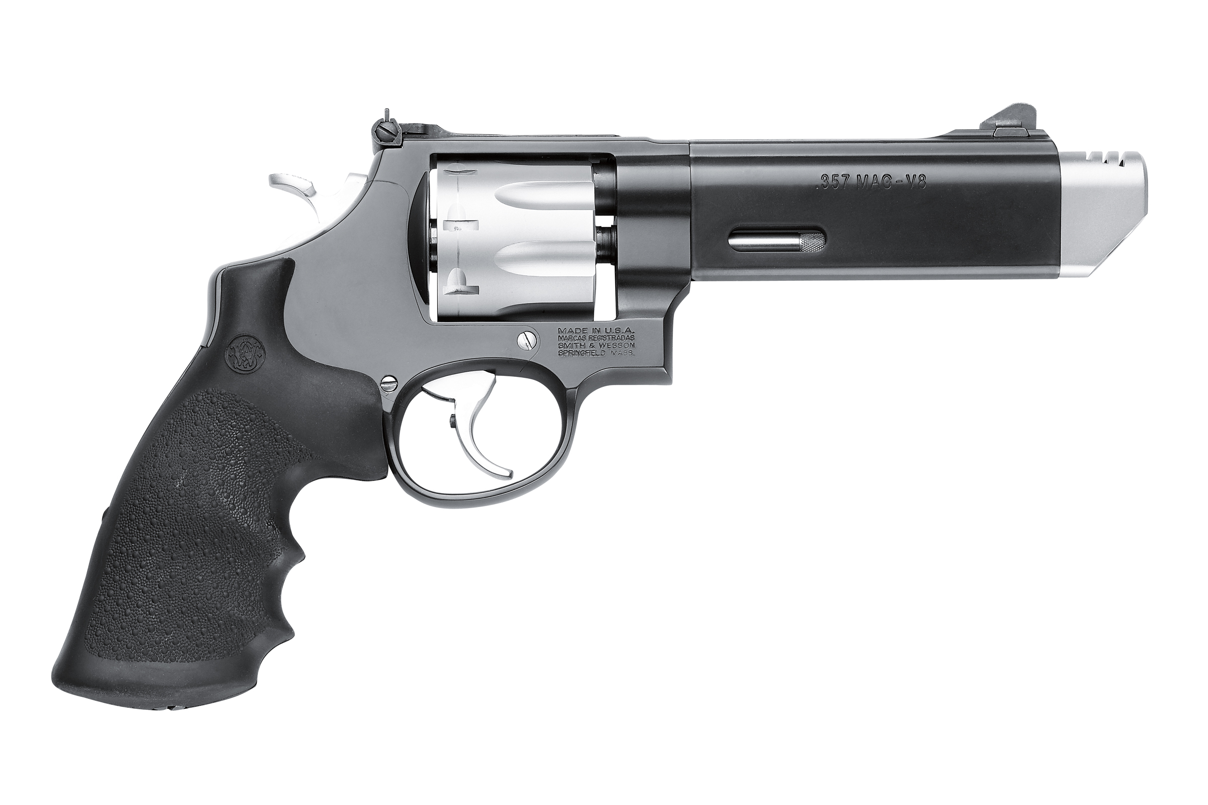 Smith and Wesson 627 V-Comp 357 Magnum | 38 Special