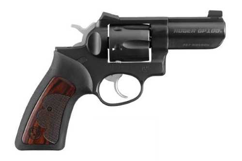 Ruger Wiley Clapp GP100 357 Magnum | 38 Special