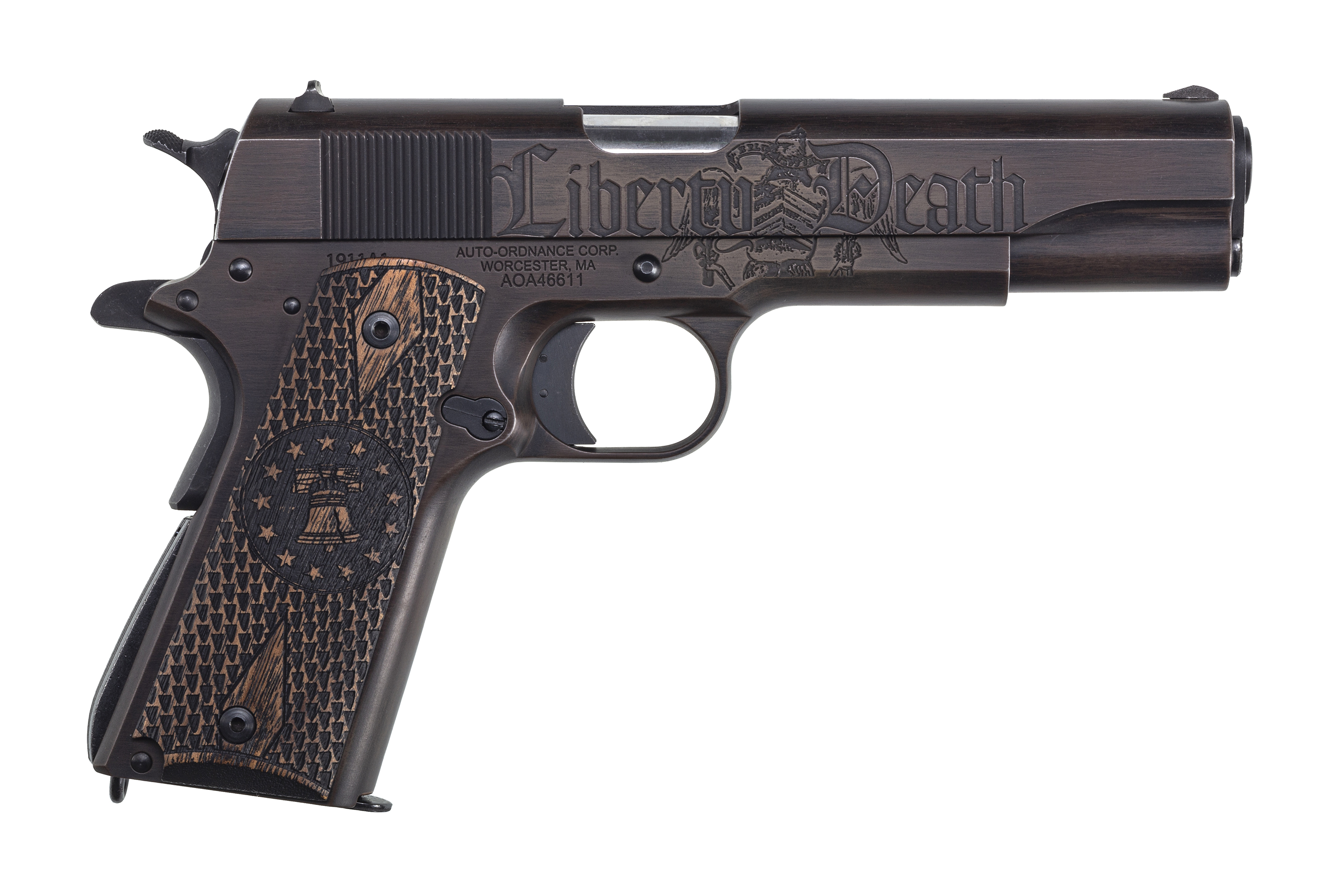 Auto-Ordnance - Thompson 1911 Liberty Edition 45 ACP
