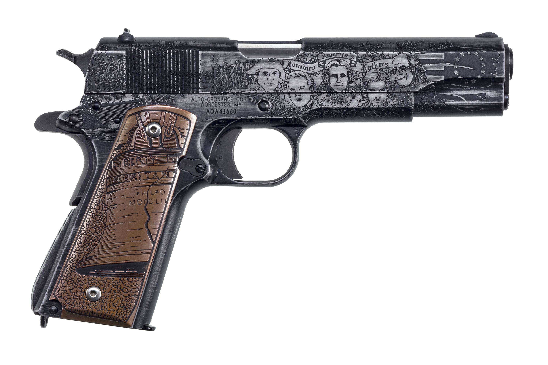 Auto-Ordnance - Thompson 1911 Revolution Edition 45 ACP