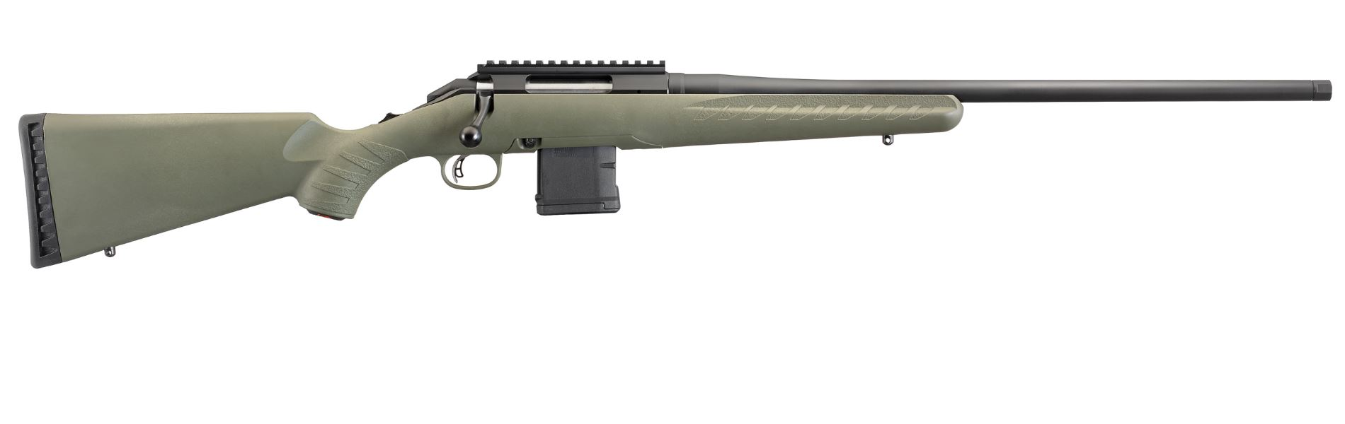 Ruger American Predator Rifle 204 Ruger