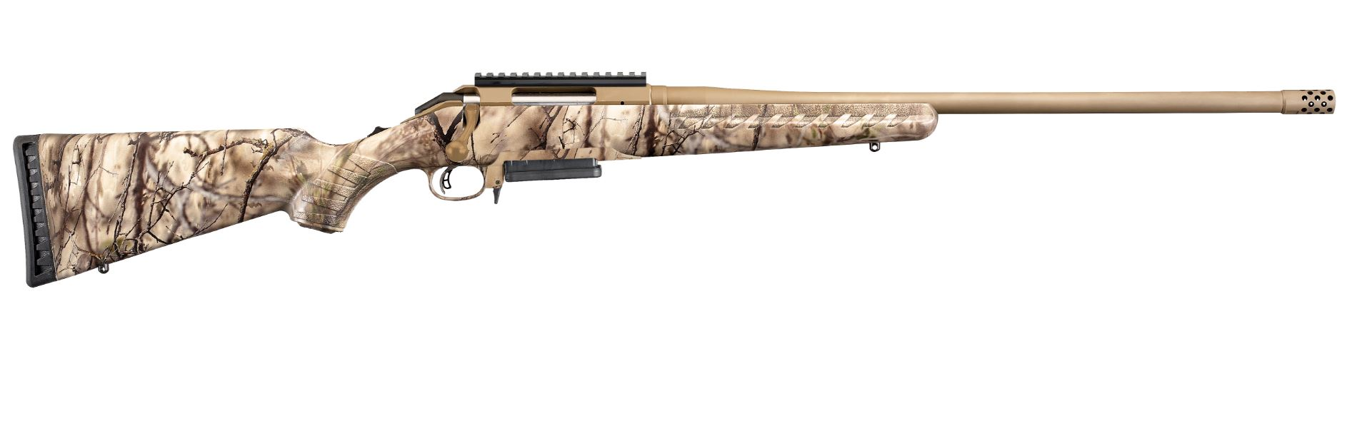 Ruger American Rifle 7mm-08