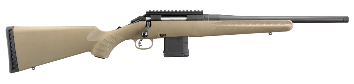 Ruger American Rifle 300 AAC Blackout