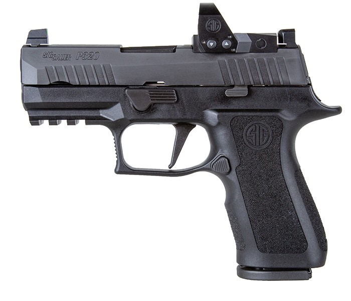 SIG SAUER P320 X-Compact RXP 9mm