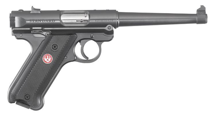 Ruger Mark IV Standard 22 LR