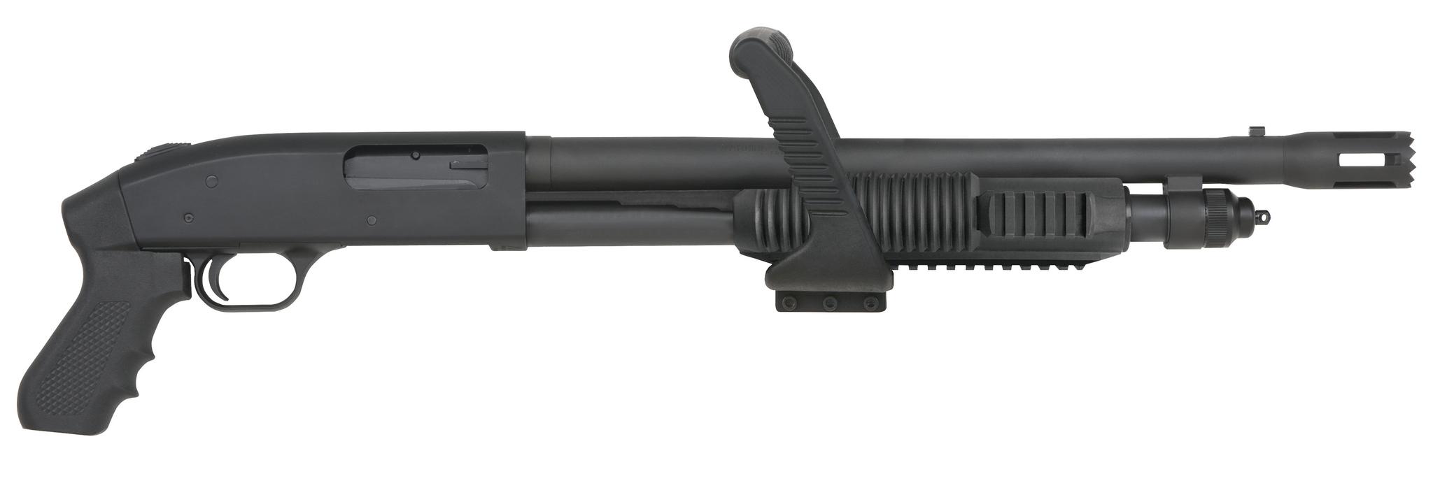 Mossberg 590 Chainsaw 12 Gauge