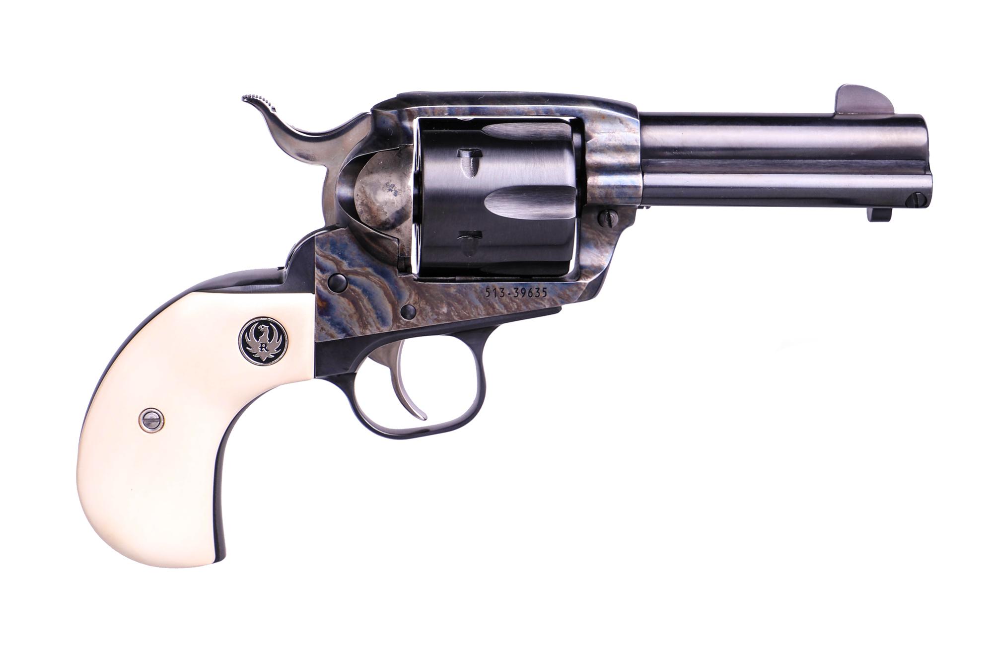 Ruger Vaquero Birdshead Dude 357 Magnum