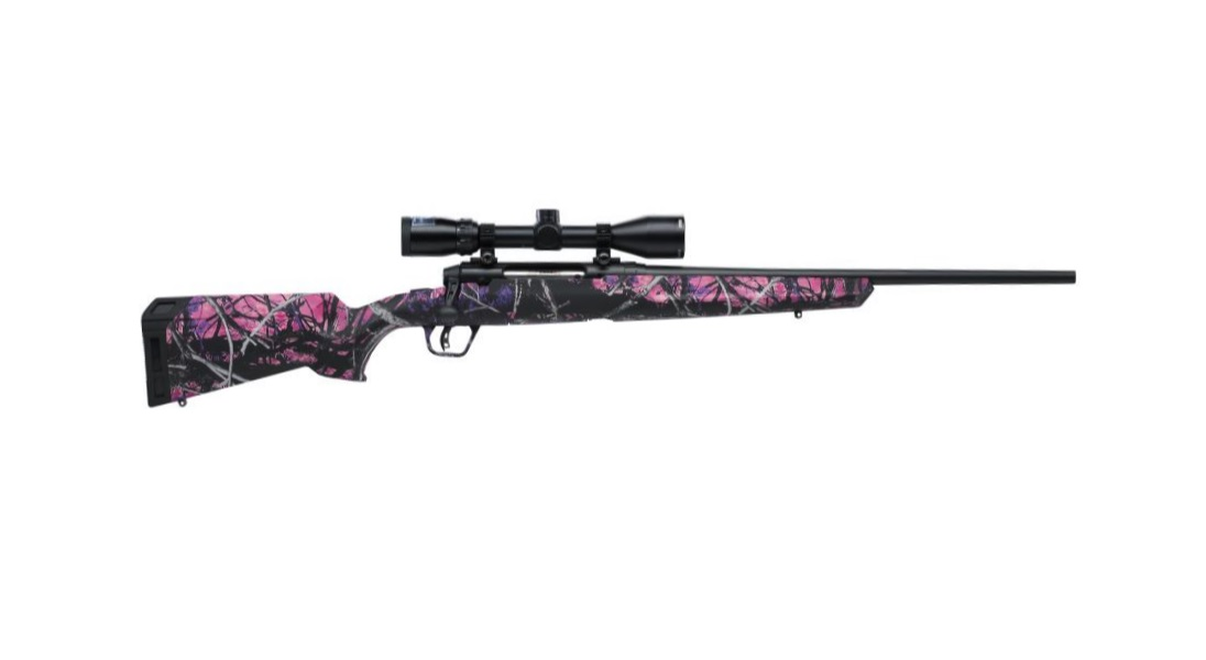 Savage Arms Axis II XP Compact 6.5 Creedmoor