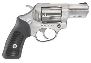 Ruger SP101 9mm
