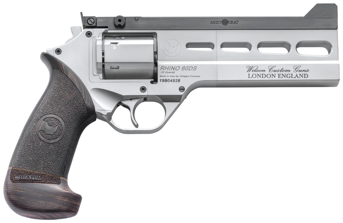 Chiappa Firearms Rhino 60DS Match Master 38 Special