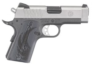 Ruger SR1911 Lightweight Officer 9mm