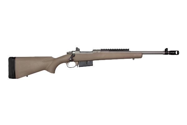 Ruger Gunsite Scout Rifle 450 Bushmaster