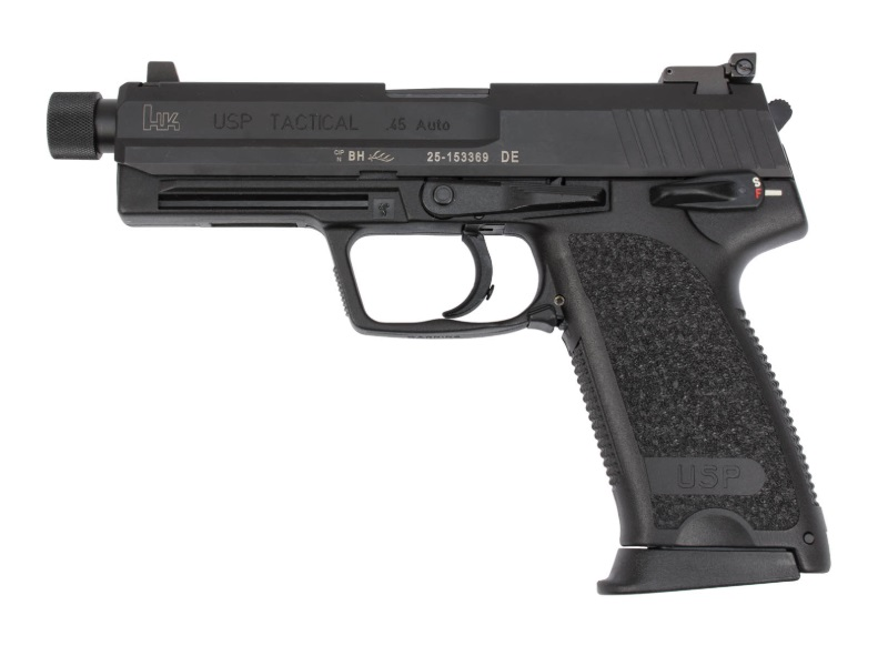 Heckler and Koch (HK USA) USP45 Tactical (V1) 45 ACP