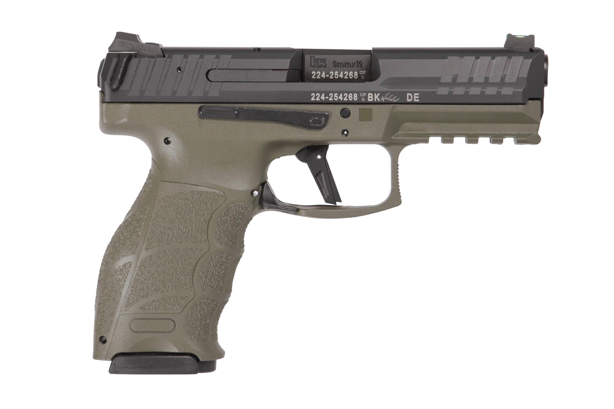 Heckler and Koch (HK USA) VP9 LWG Custom 9mm