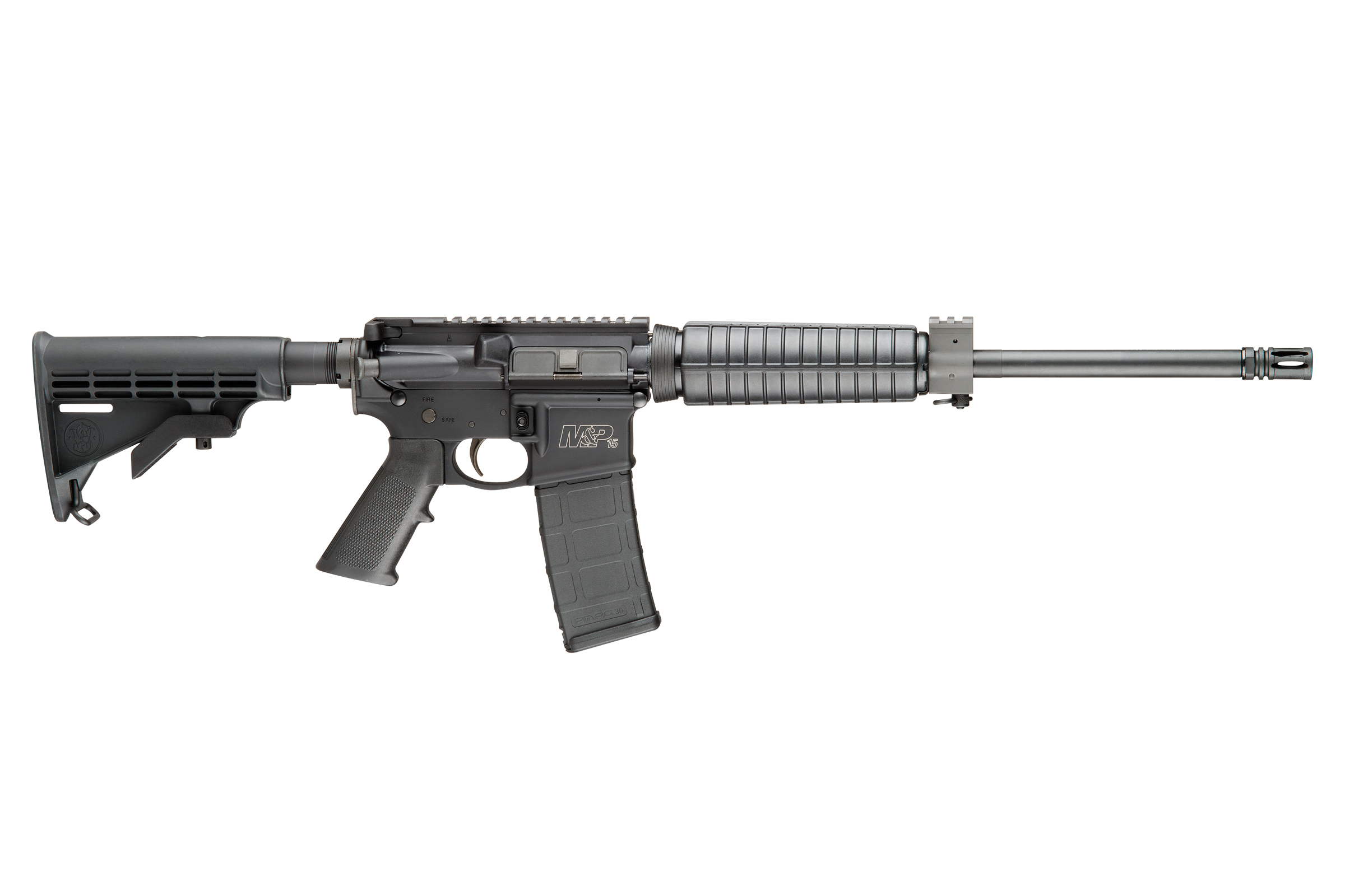 Smith and Wesson M&P15 300 Whisper 300 AAC Blackout
