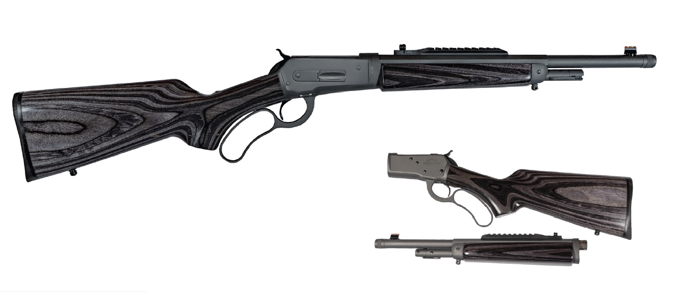 Chiappa Firearms 1886 L.A. Wildlands Takedown 45-70 GOVT