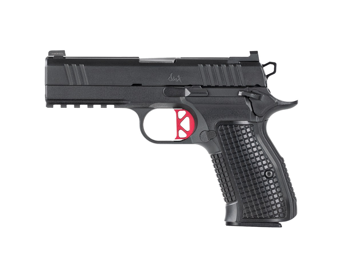 CZ-USA Dan Wesson DWX Compact Lt Rail 9mm