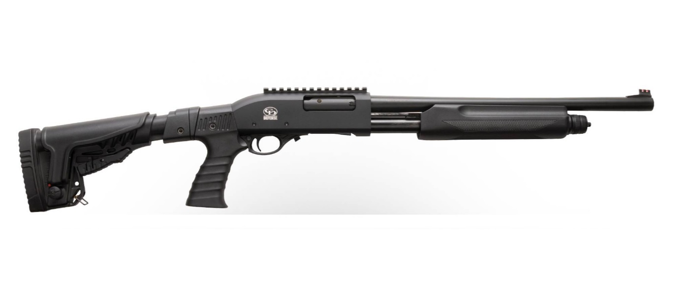 Charles Daly 301 Tactical Pump 12 Gauge