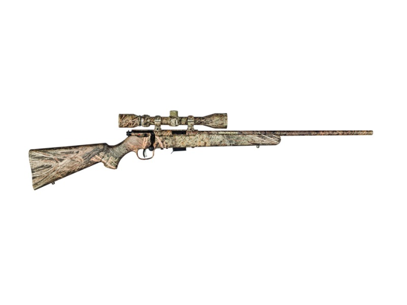 Savage Arms 93 Camo XP 22 Magnum