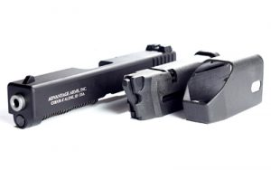 ADV ARMS CONV KIT FOR LE17-22 W/BAG