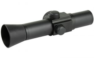 AAL UD G1 25MM TUBE 4MOA BLK