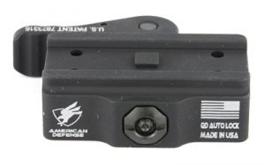 AM DEF AIMPOINT T1 QR MNT LOW