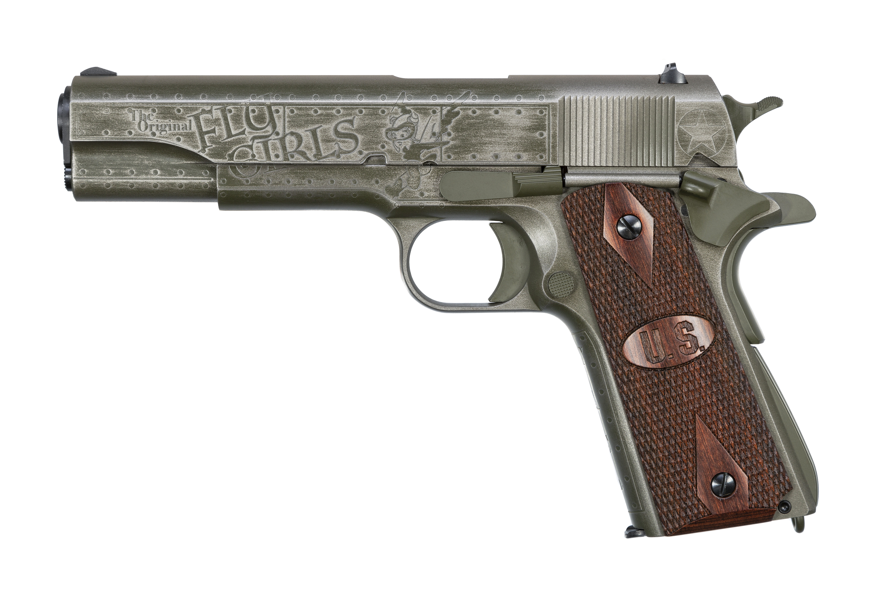 Auto-Ordnance - Thompson 1911A1 Fly Girls Special Edit. 45 ACP