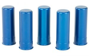AZOOM SNAP CAPS 12 GAUGE 5PK BLUE