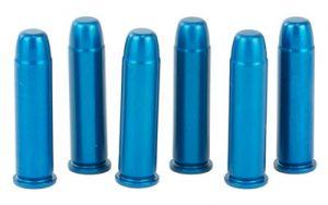 AZOOM SNAP CAPS 357MAG 12PK BLUE
