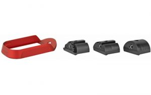 BAD MAGWELL FOR GLOCK 17/22/31 RED