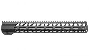 "BAD WORKHORSE 15"" MLOK RAIL BLK"