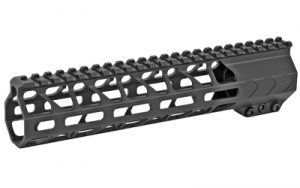 "BAD WORKHORSE 9.5"" MLOK RAIL BLK"