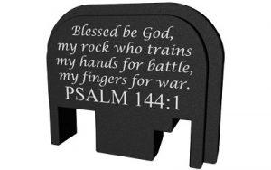 BASTION SLIDE BACK FOR GLK PSALM 144